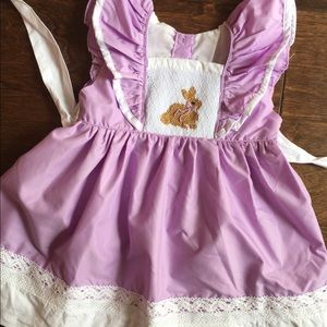 Other - Bunny Purple Dress 9 months
